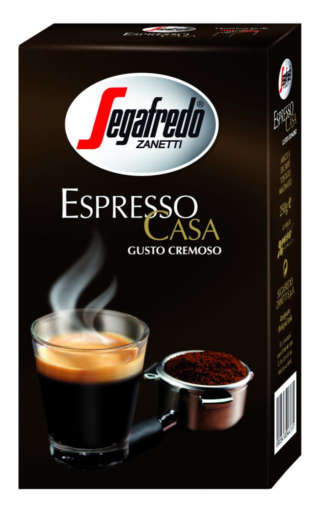Caffè Espresso casa Segafredo