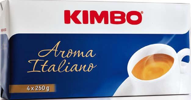 Caffè Kimbo Aroma italiano