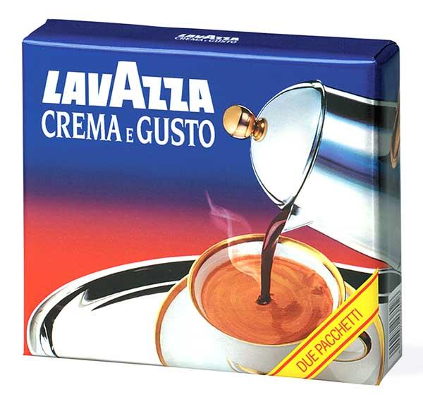 Caffè Crema e Gusto Lavazza