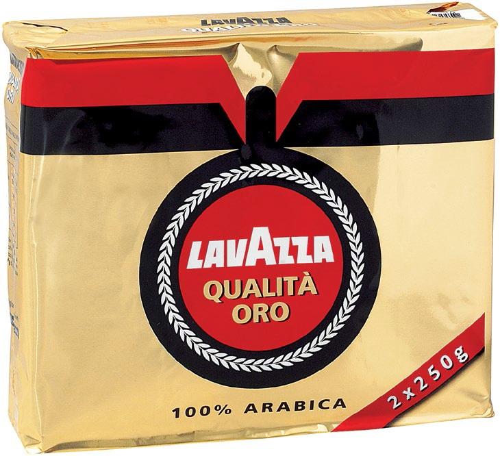 Caffè Lavazza qualità Oro