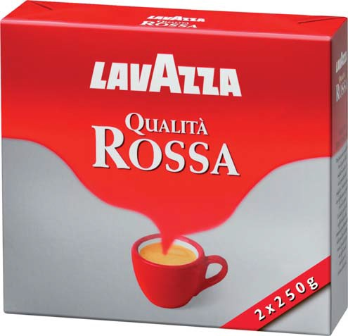 Caffè Lavazza Qualità Rossa