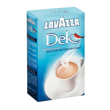 Caffè decaffeinato Lavazza Dek