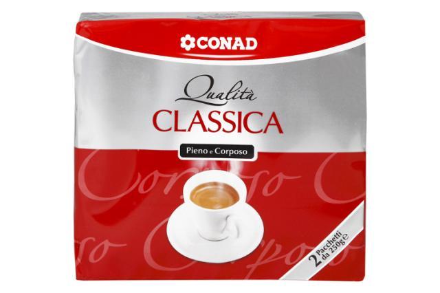 Caffè qualità classica Conad
