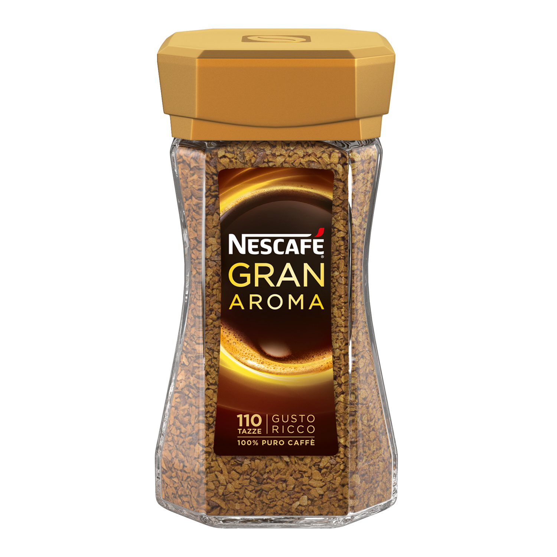 nescaf%C3%A9 classic caff%C3%A8 solubile barattolo 200g  Caffè solubile Gran Aroma ricco Nescafè | Nescafé | Offerte e ...