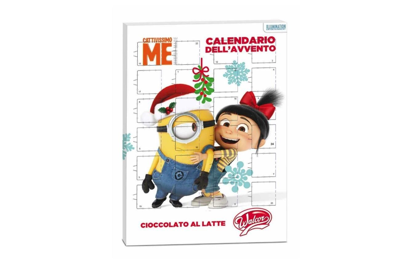 Calendario Avvento Con Cioccolatini Walcor Walcor Offerte E