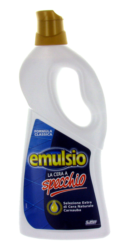 Cera a specchio Emulsio