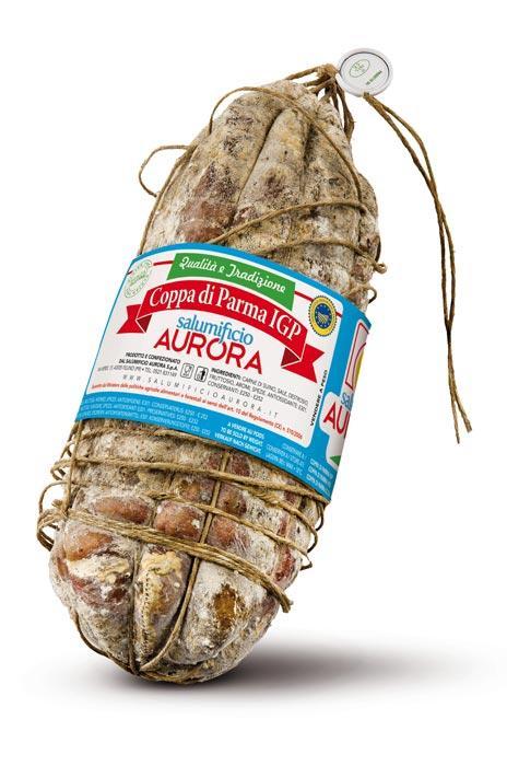 Coppa di Parma IGP 4 mesi Aurora