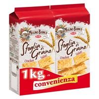 Cracker Sfoglia di grano salati Mulino Bianco