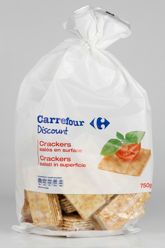 Crackers Carrefour