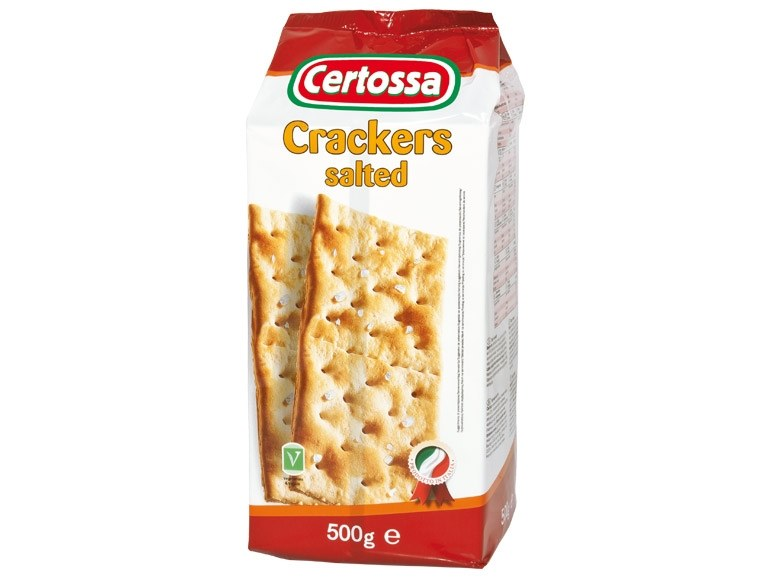 Crackers Certossa