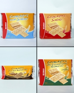 Crackers Conad
