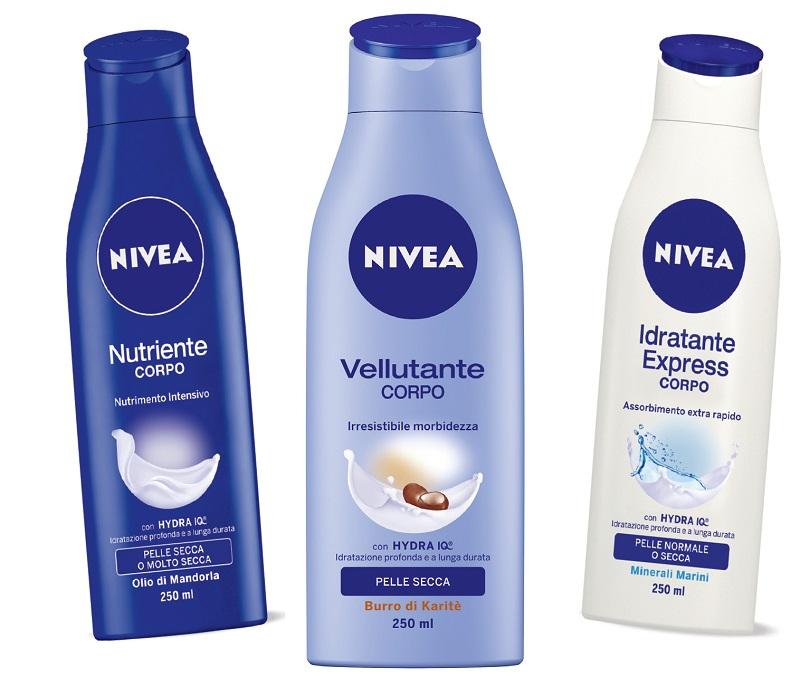 Crema corpo Nivea