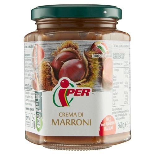 Crema fior di nocciola cacao gandola gandola offerte e for Iper super conveniente