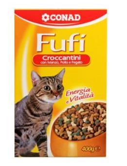 Croccantini per gatti Fufi Conad