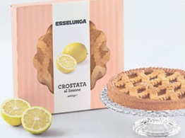Crostata al limone Esselunga