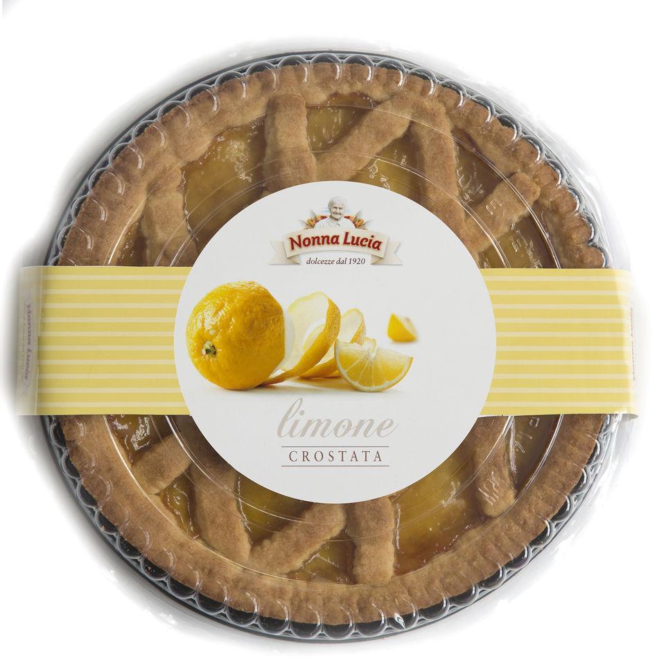 Crostata al limone Nonna Lucia