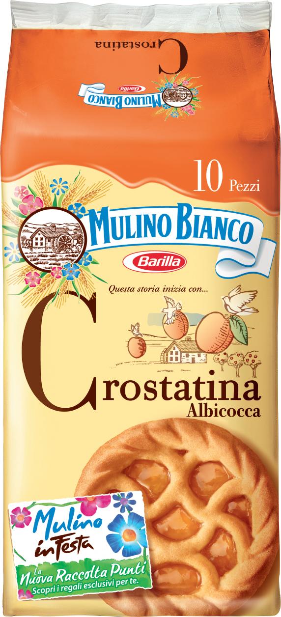 Crostatine Albicocca Mulino Bianco