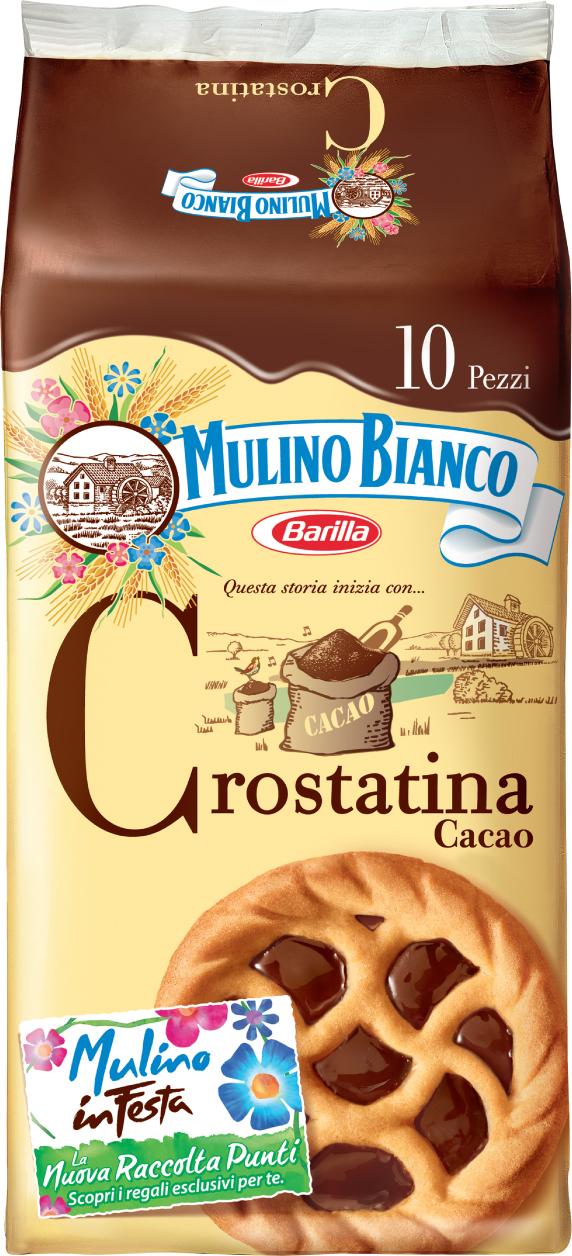 Crostatine al Cacao Mulino Bianco