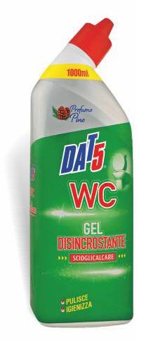 Detergente WC Dat5