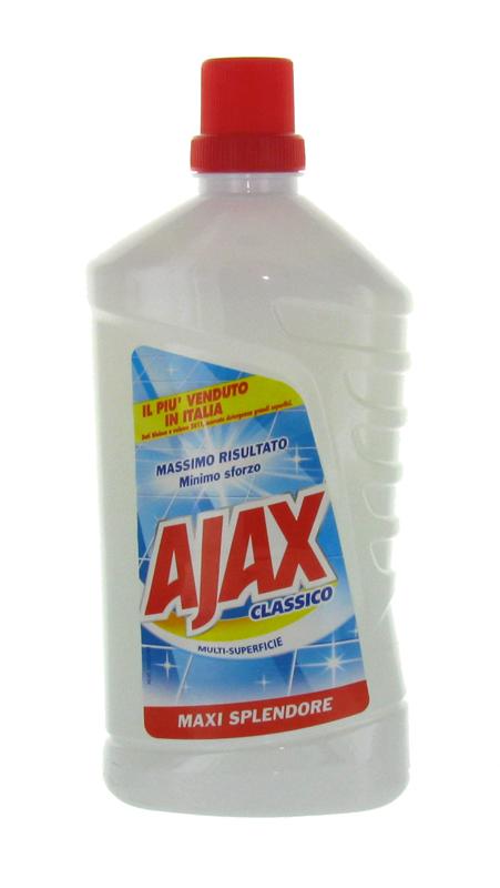 Detergente pavimenti Ajax