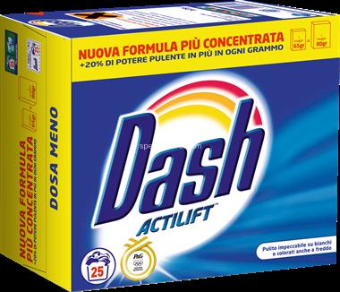 Detersivo in polvere Dash