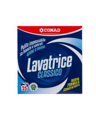 Detersivo in polvere lavatrice Classico Conad