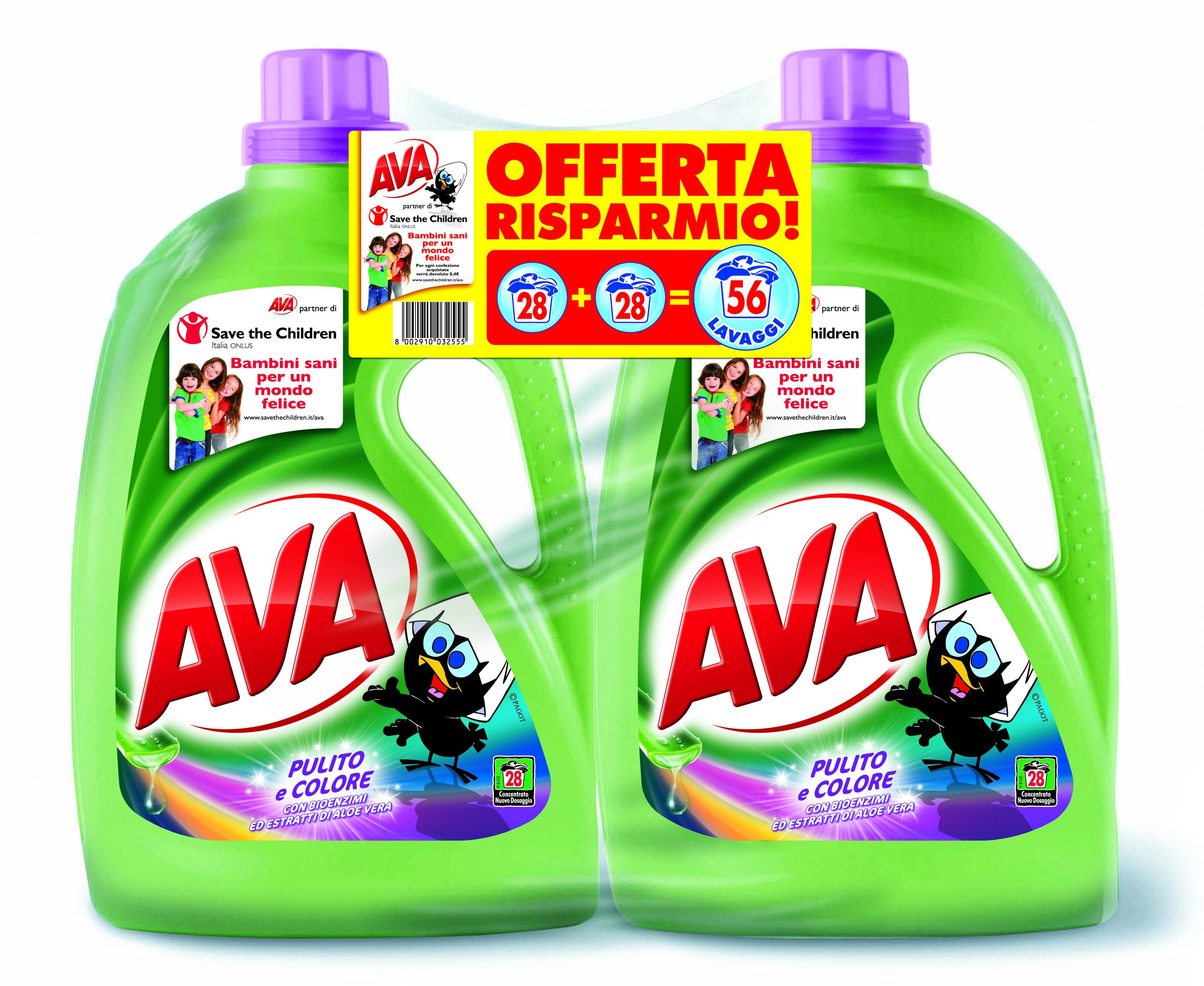 Detersivo in polvere per lavatrice ava ava offerte e for Quale lavatrice comprare