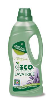 Detersivo liquido per lavatrice eco solonatura eco for Quale lavatrice comprare