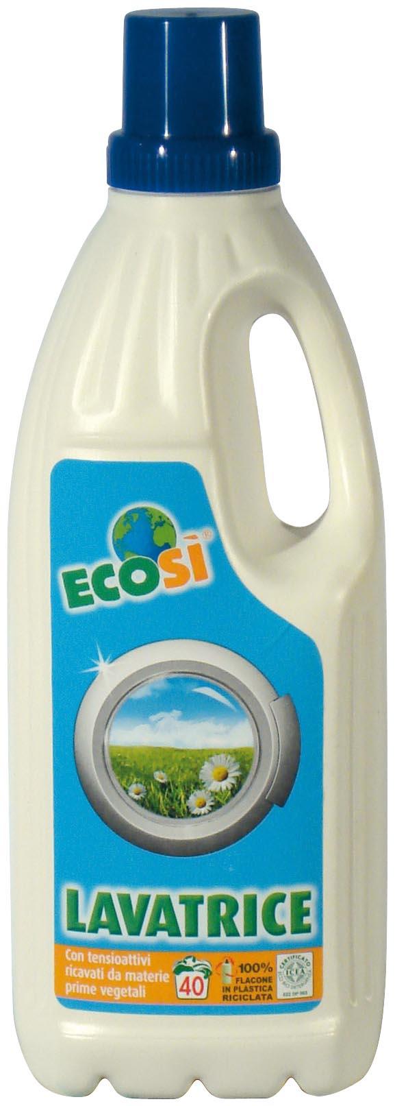 Detersivo liquido per lavatrice ecos ecos offerte e for Quale lavatrice comprare