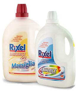 Detersivo liquido per lavatrice rixel rixel offerte e for Quale lavatrice comprare