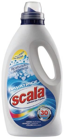 Detersivo liquido per lavatrice scala scala offerte e for Quale lavatrice comprare