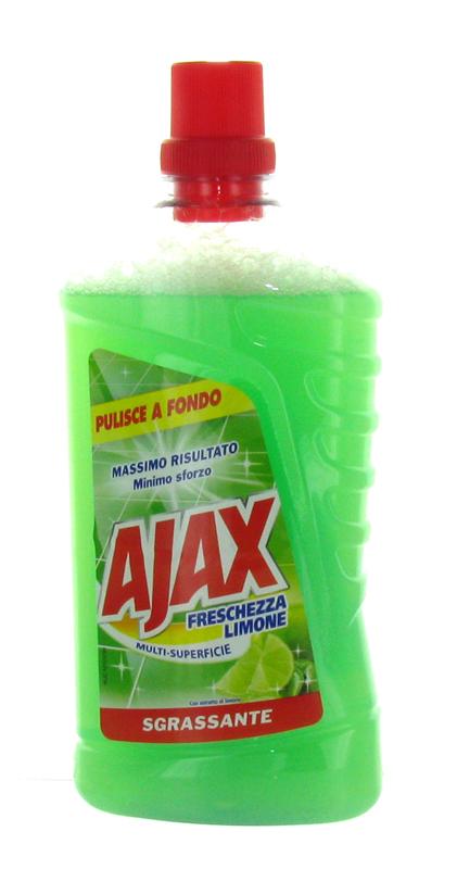 Detersivo per pavimenti Ajax limone  Ajax  Offerte e promozioni  RisparmioSuper.it