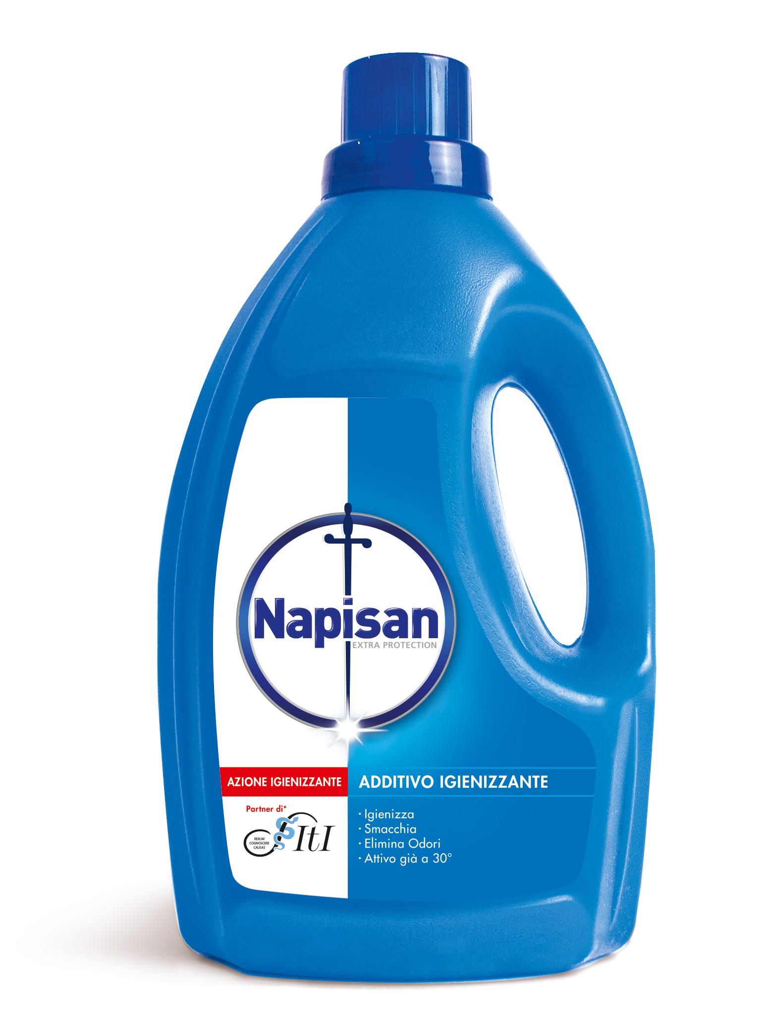 Disinfettante liquido Napisan