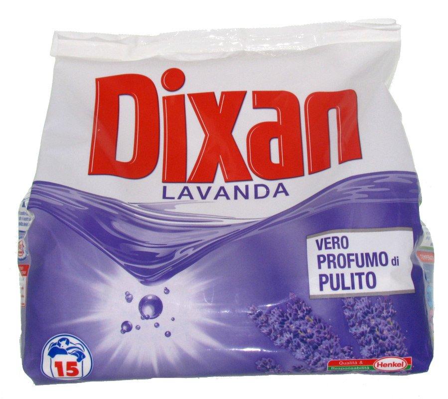 Dixan polvere alla lavanda detersivo per lavatrice dixan for Quale lavatrice comprare