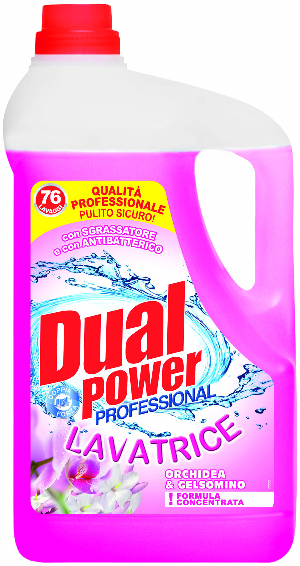 Dual power lavatrice orchidea e gelsomino dual power for Quale lavatrice comprare