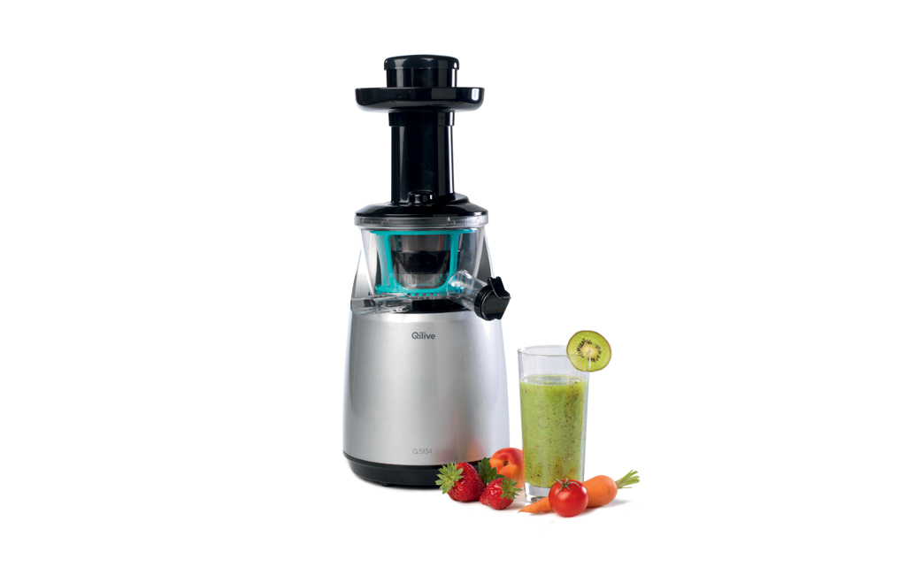 Estrattore Slow Juicer Sw10 Girmi : Estrattore Slow Juicer Qilive (Q.5134) Qilive Offerte e promozioni RisparmioSuper.it