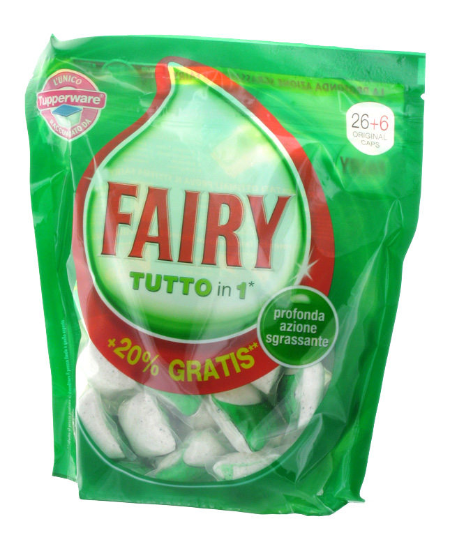 Fairy Active Lemon Regular 26+6 Tabs