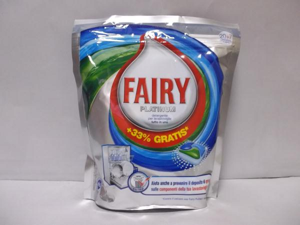 Fairy Platinum original tabs