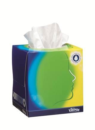 trova il prezzo più basso come ordinare ampia selezione Fazzoletti Kleenex cubo balsam   Kleenex   Offerte e ...