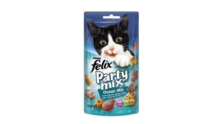 E coupons felix party mix