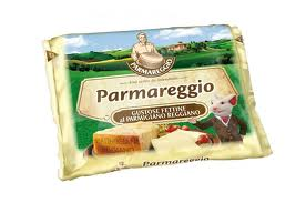 Fettine al parmigiano reggiano Parmareggio