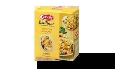 Fettuccine Emiliane Barilla