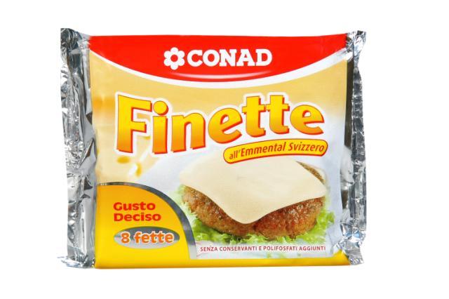 Finette Emmental Conad