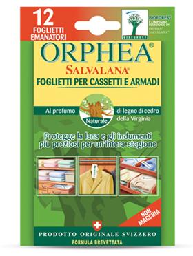 Foglietti salvalana Orphea