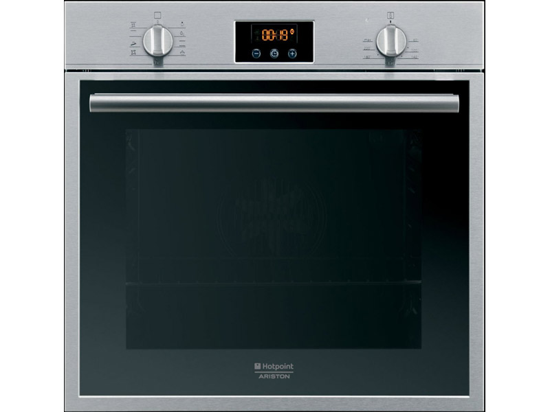 Forno a incasso multifunzione hotpoint ariston fk83 xha for Forno ad incasso ariston