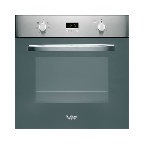 Forno ad incasso hotpoint ariston fhs53ix ha hotpoint for Forno ad incasso ariston