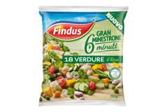 Gran minestrone 18 verdure Findus
