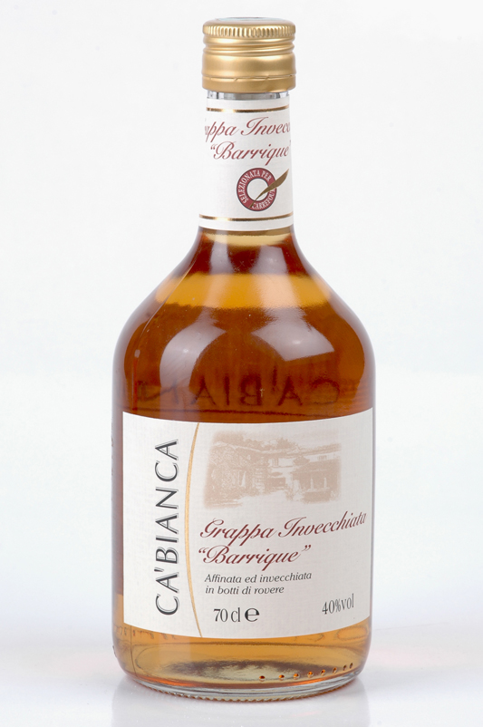 Grappa barrique Carrefour