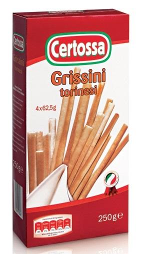 Grissini Torinesi