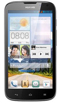 Huawei Ascend G610 Smartphone, 4 GB, Dual SIM, Nero